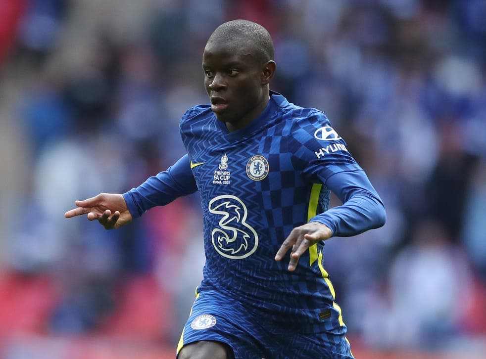 N'Golo Kante is back in full training with Chelsea (Nick Potts/PA)