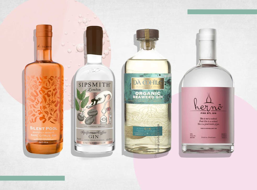 <p>We've only tested spirits that came in over 37.5 per cent – so haven't included liqueurs or sloe gins </p>