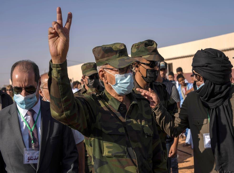 Algeria Polisario Front