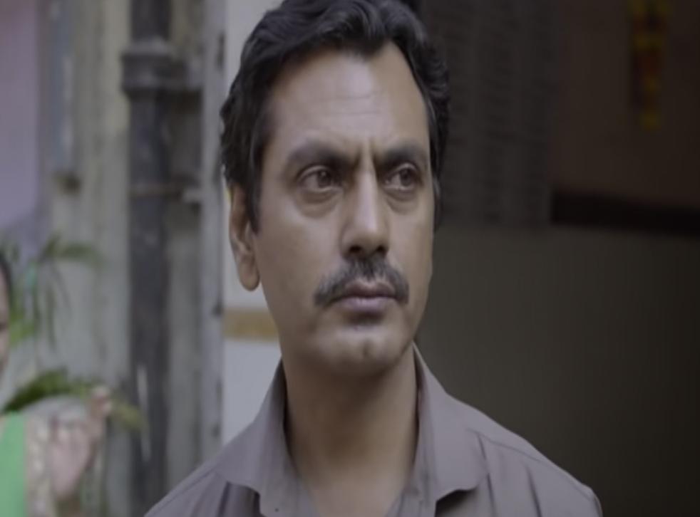<p>Nawazuddin Siddiqui in 'Serious Men\ </p>