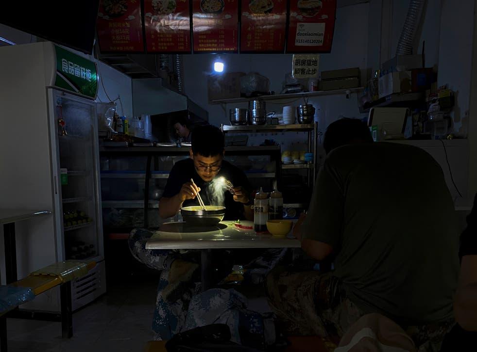 China Power Crunch