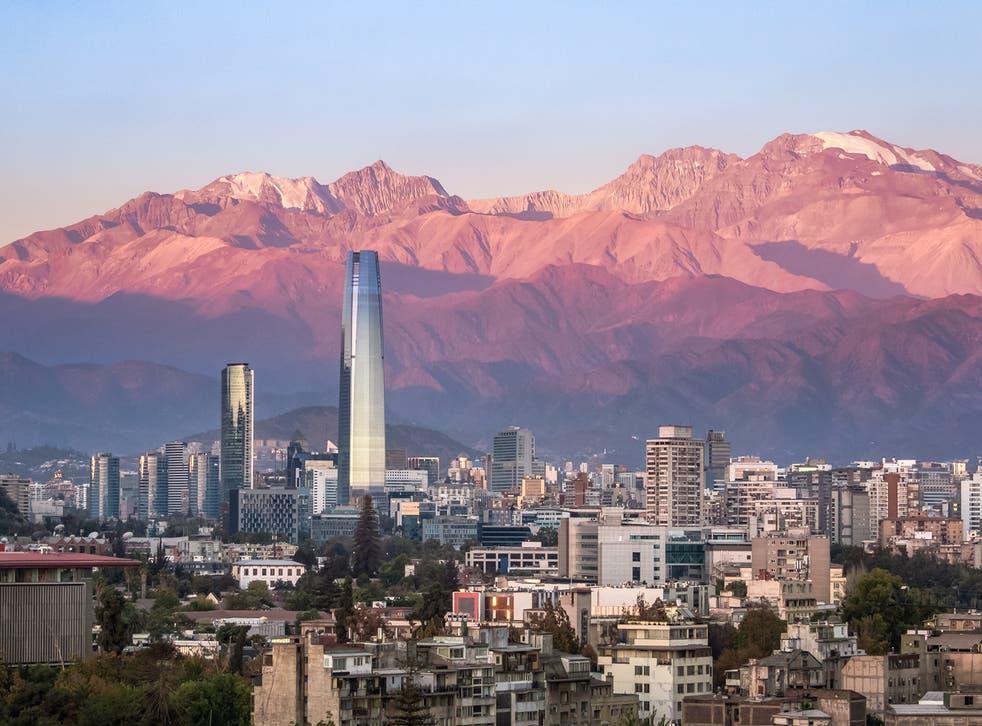 <p>Santiago, Chile</p>