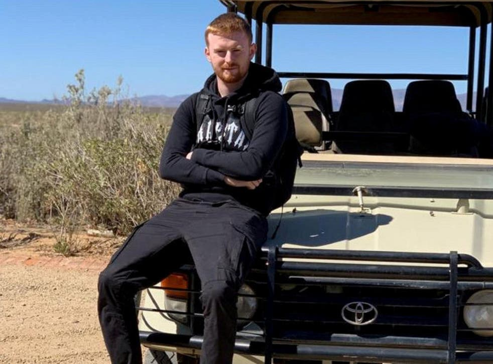 <p>British football coach Billy Hood, 24, has been jailed for 25 years in Dubai after cannabis oil was found in his car</p>