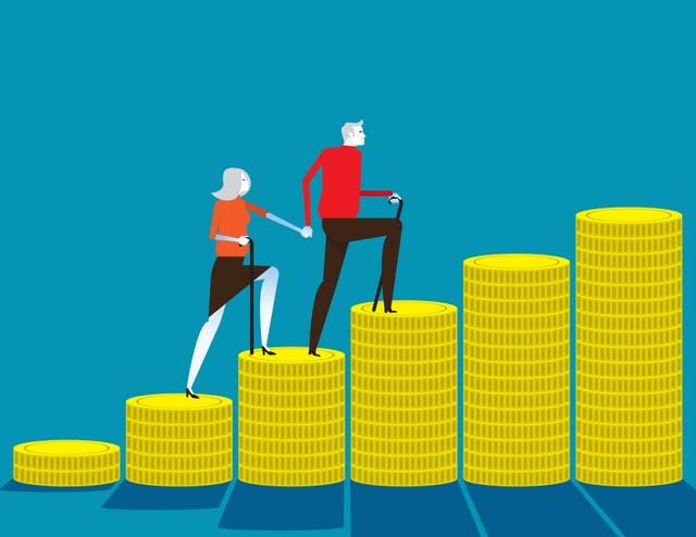 """<p>Según académicos de la Universidad de Loughborough, una persona soltera necesita un total de £ 10,900 por año de jubilación para lograr un """"estándar de vida mínimo"""". </p>"""