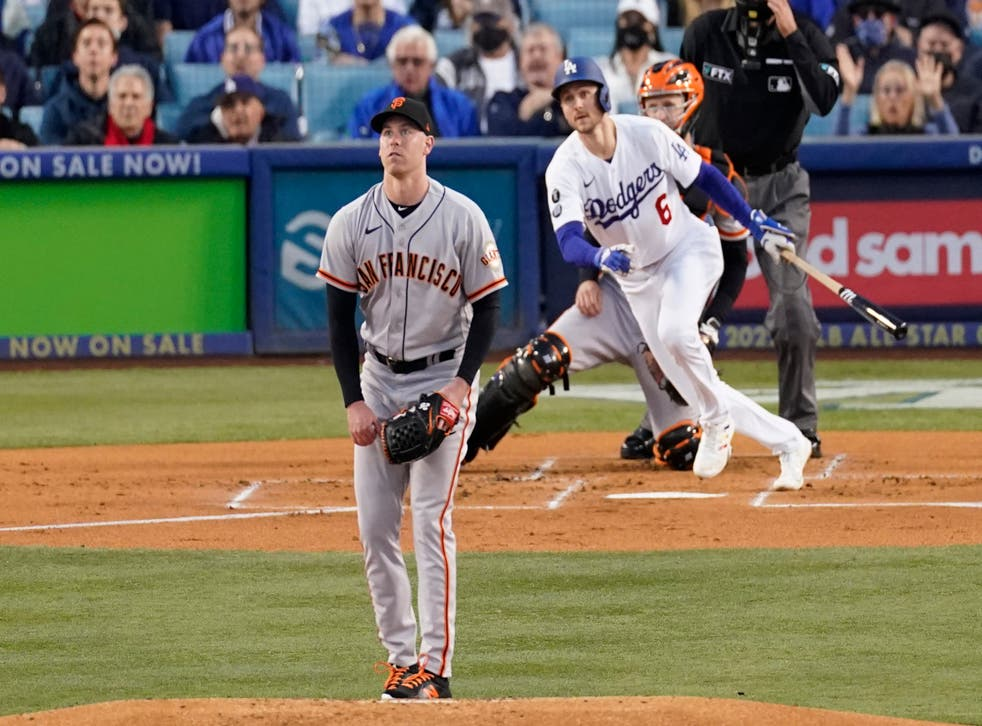 GIGANTES-DODGERS 5TO JUEGO