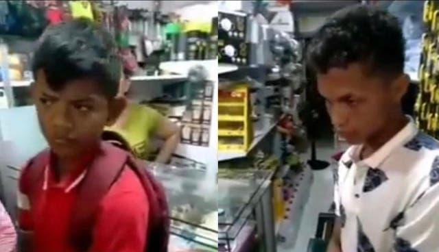 Los dos niños acusados de hurto antes de ser encontrados muertos a tiros poco tiempo después