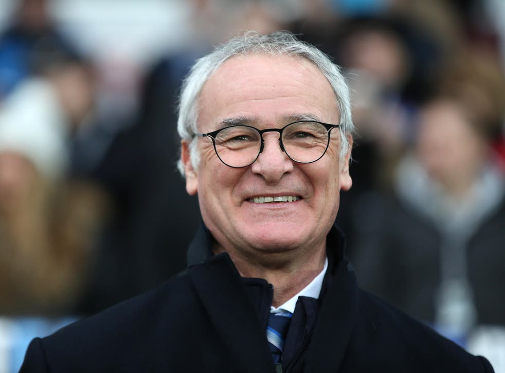 Claudio Ranieri wants to manage for as long as possible (Nick Potts/PA)