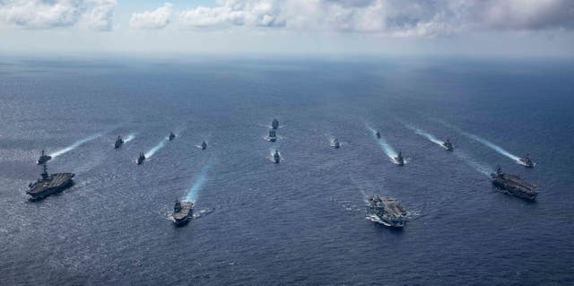 Asia Tensions