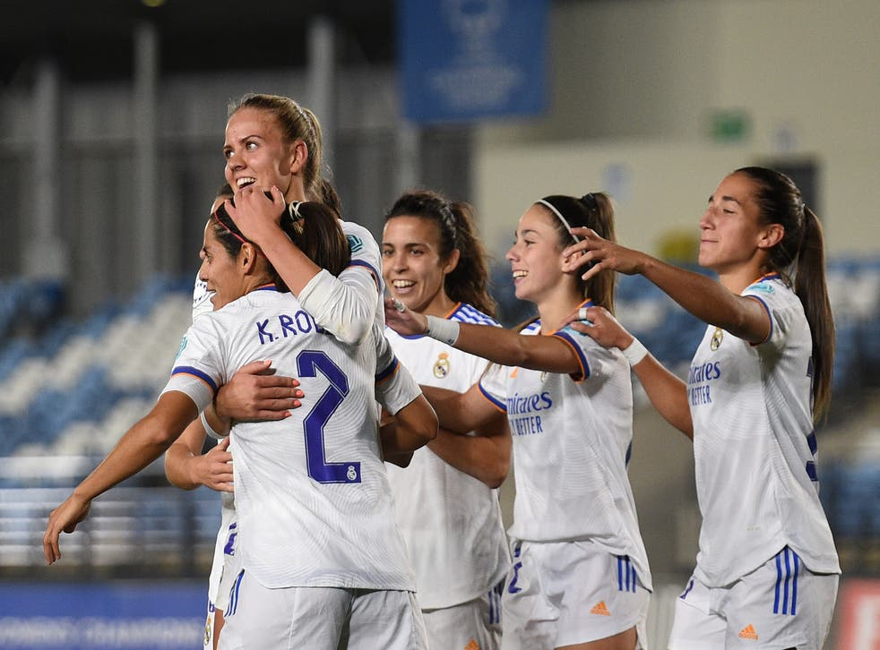 <p>Real Madrid were also big winners </p>