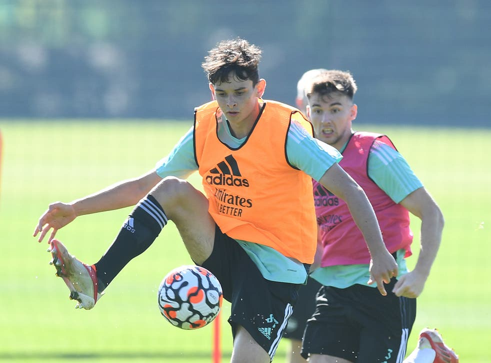 <p>Charlie Patino has caught the eye of the former England international</p>