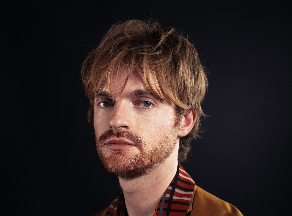 <p>Producer and musician Finneas</p>