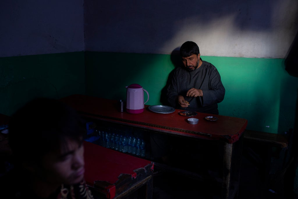 Afghanistan faces worst hunger crisis since records began as children starve to death in Kabul