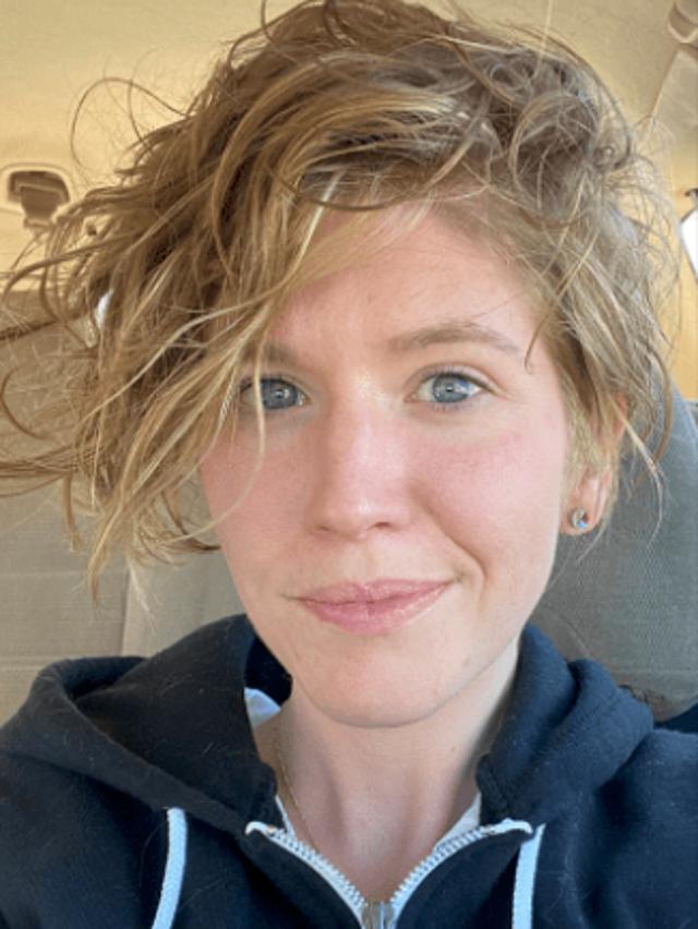 Courtney Bryan no ha estado desaparecida desde el 23 de septiembre