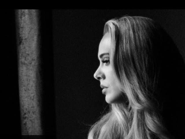 La nueva canción de Adele 'Easy On Me' ha sido lanzada
