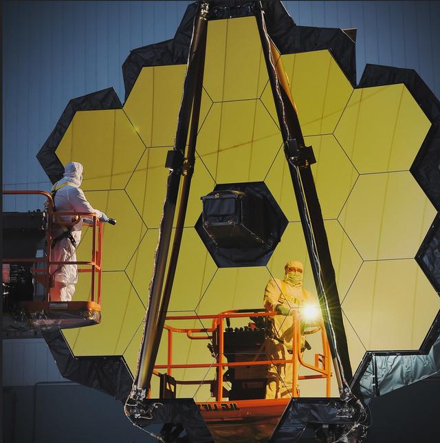 Telescopio James Webb de la NASA