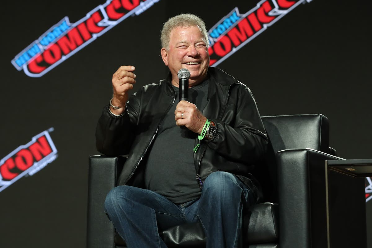 William Shatner says Prince William is 'missing the point' about space ...