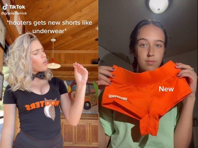 <p>Desde el lanzamiento de los nuevos shorts, muchos miembros del personal de Hooters han recurrido a las redes sociales para compartir su decepción y preocupaciones por más recientes uniformes. </p>
