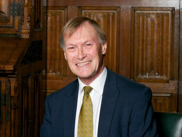 <p>Amess was one of Westminster's longest-serving MPs </p>