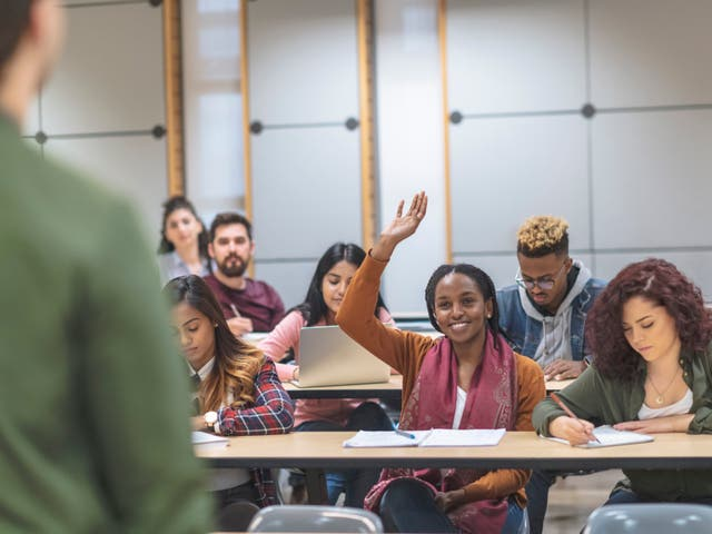 <p>Research suggests a college education is a better signifier than ethnicity for morality </p>
