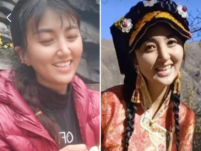 <p>Lhamo tuvo miles de seguidores gracias a sus videos. </p>