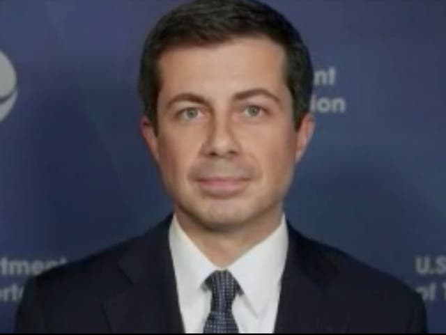 <p>Pete Buttigieg responds to Tucker Carlson's comments about breastfeeding on MSNBC</p>