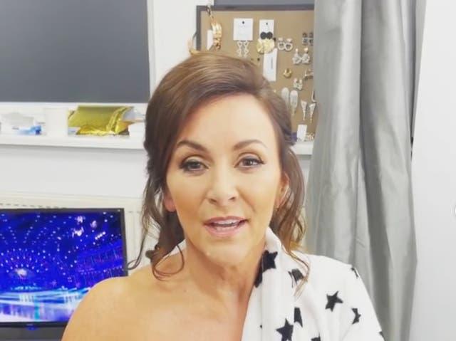 Shirley Ballas compartió un mensaje a los fanáticos preocupados