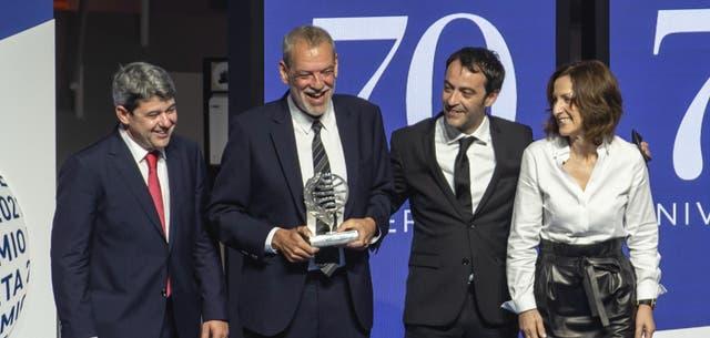 Ganadores del premio Planeta 2021