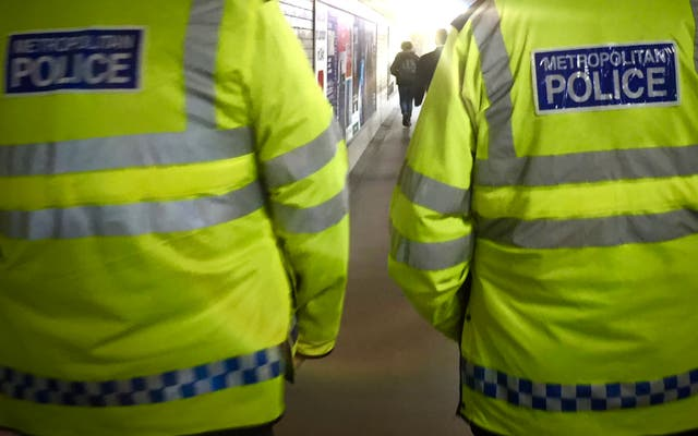 <p>The Met admitted the personal details were shared with the male officer whose conduct she criticised, but said it believed the case to be 'an isolated incident' </p>