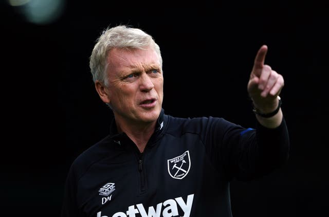 <p>West Ham manager David Moyes takes his team back into the Europa League on Thursday (Zac Goodwin/PA)</p>
