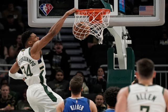 DEP-NBA BUCKS-GIANIS