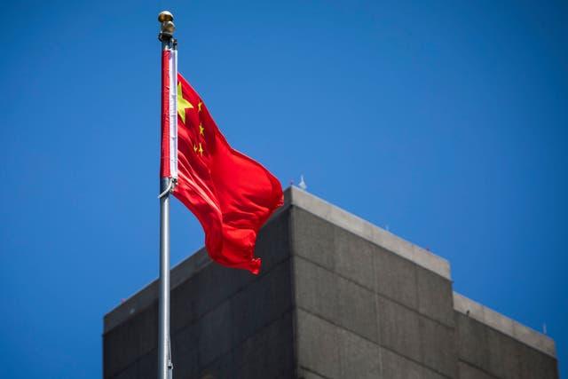 <p>Un informe asegura que China probó un arma hipersónica. </p>