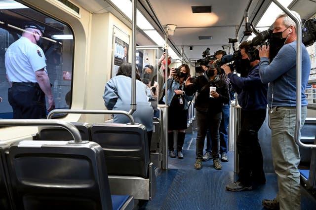 Violación en el tren