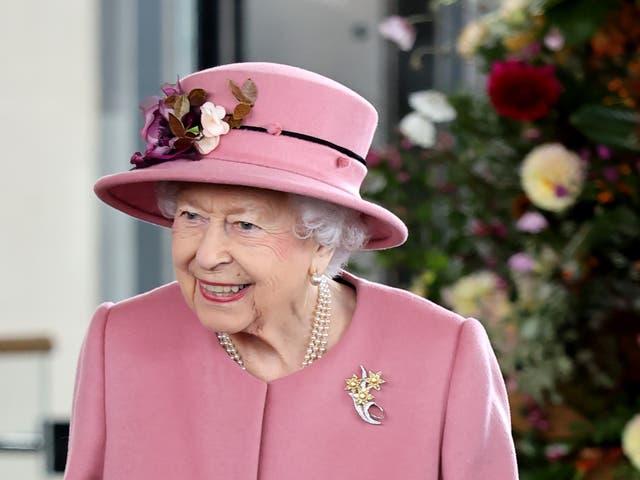 La Reina dice que solo eres 'tan viejo como te sientes'