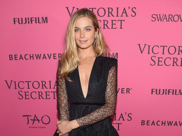 Bridget Malcolm asiste a Victoria's Secret Fashion After Party 2015