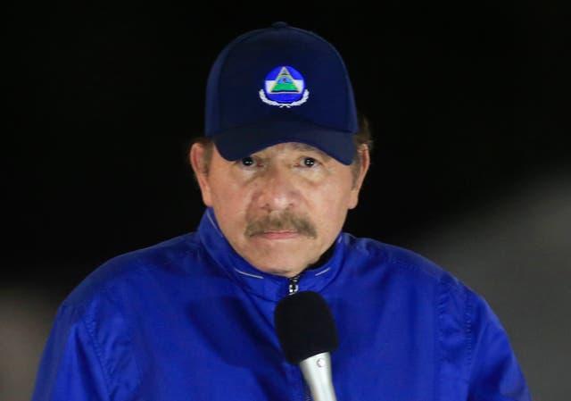AMN-GEN OEA-NICARAGUA