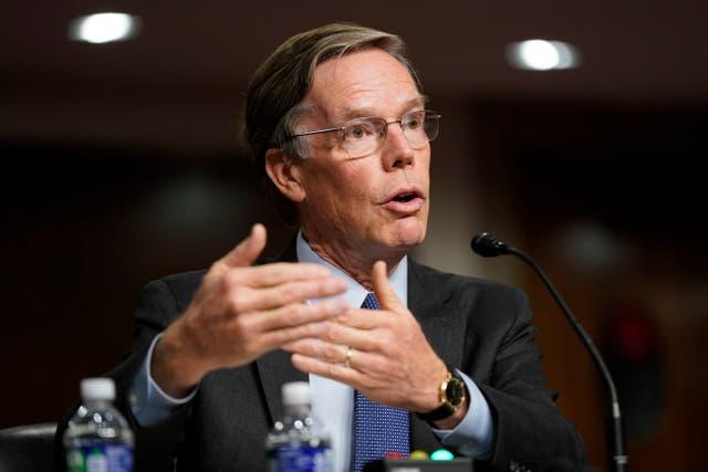 """<p>Burns mencionó al Senado esta semana que Estados Unidos tiene la responsabilidad de aumentar las defensas asimétricas y las capacidades de Taiwán para convertir al país en un """"hueso duro de roer"""".</p>"""