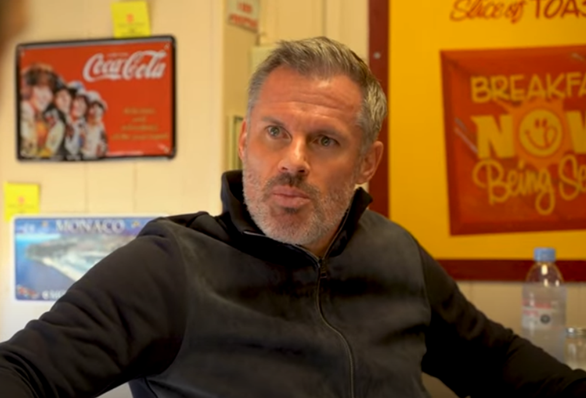 Jamie Carragher admits spitting incident 'knocked me for six months'