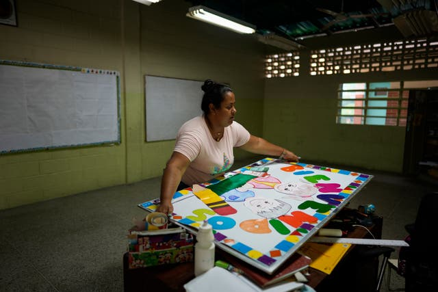 VENEZUELA-REGRESO A CLASES