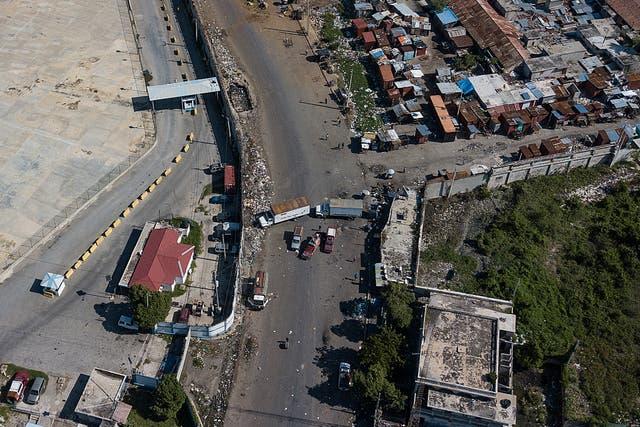 HAITÍ-ESCASEZ DE COMBUSTIBLE