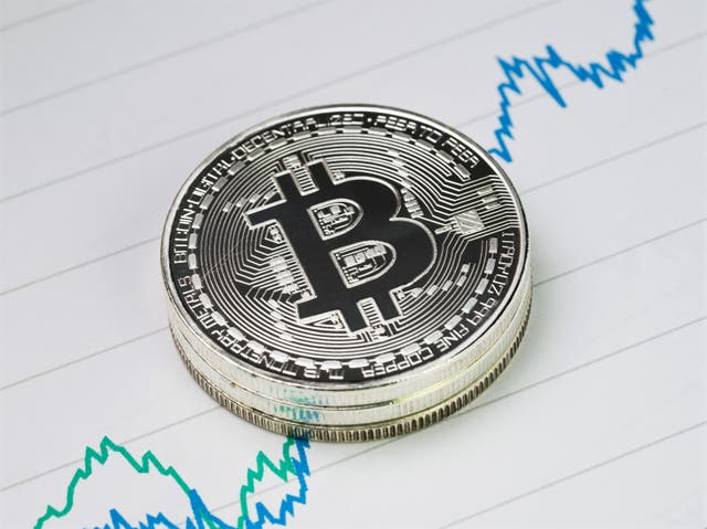 <p>Bitcoin shot up in price on 25 October, 2021, following comments from tech billionaire Elon Musk</p>