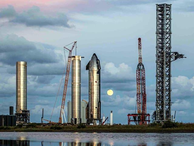 Starship SN20 se lanzará desde las instalaciones Starbase de SpaceX en Texas