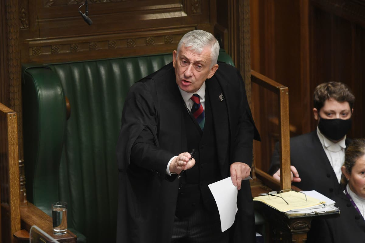 Speaker says ministers should resign for pre-Budget briefings on spending