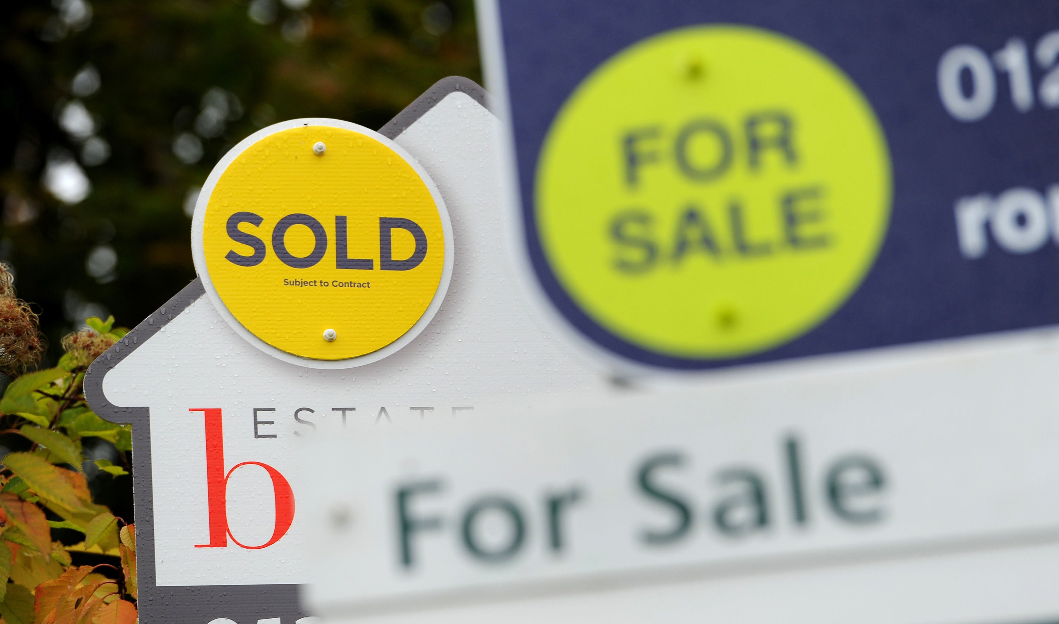 independent.co.uk - Vicky Shaw - Housing market 'set to record its strongest year since 2007'