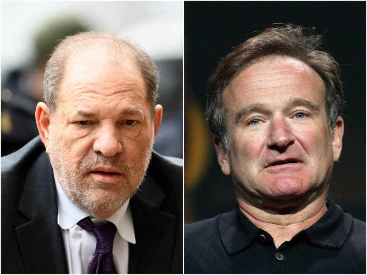 Harvey Weinstein used Good Will Hunting to mess with Robin Williams' career, new book claims