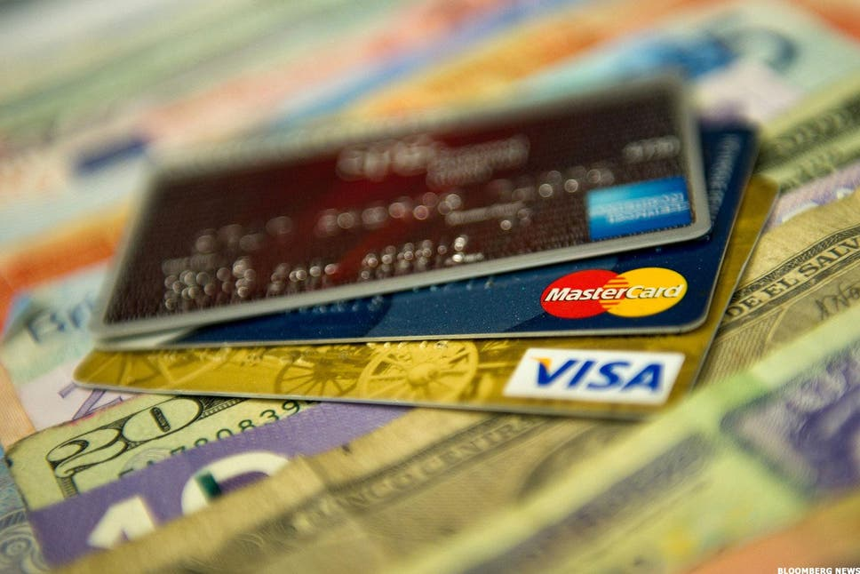Credit card customers caught up in spiralling debt could save up to the cost to businesses of implementing the changes has gone up to 101m reheart Images