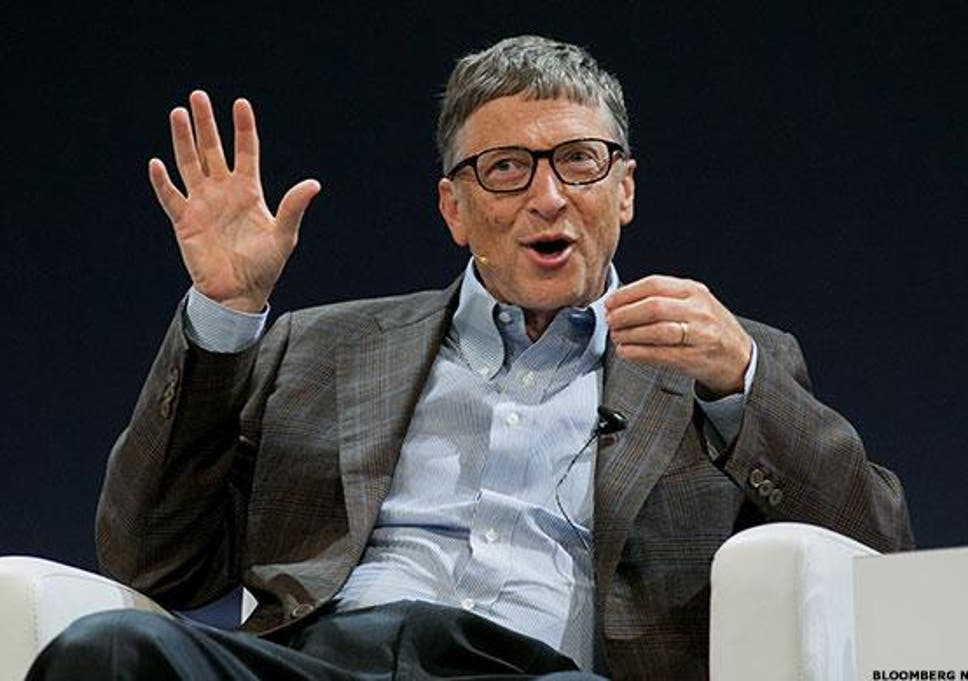bill gates biography pdf free