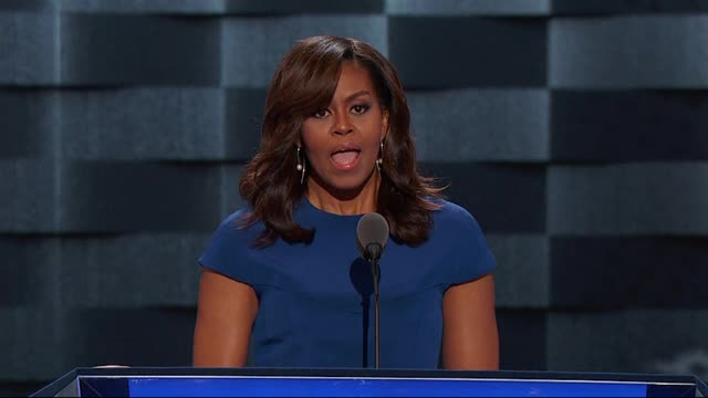 Michelle Obama's DNC 2016 speech: Read the transcript in full | The ...