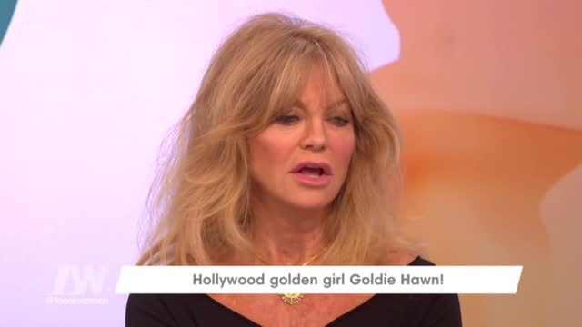 15f972a9b6cec Goldie Hawn says her 33-year relationship with Kurt Russell is still going  because they never married | The Independent