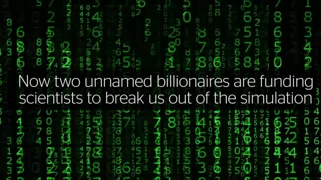 Tech billionaires convinced we live in the Matrix are secretly funding scientists to help break us out of it