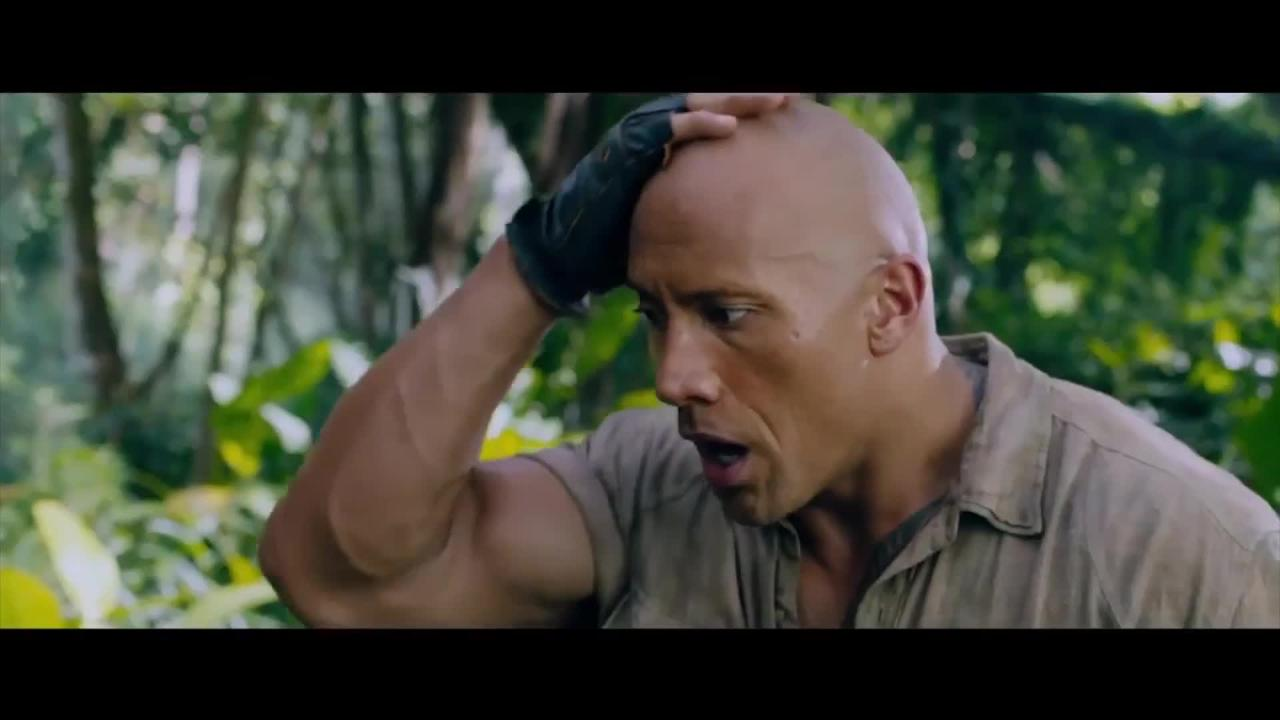 Dwayne Johnson shares first official photo of Jumanji: Welcome to the Jungle sequel